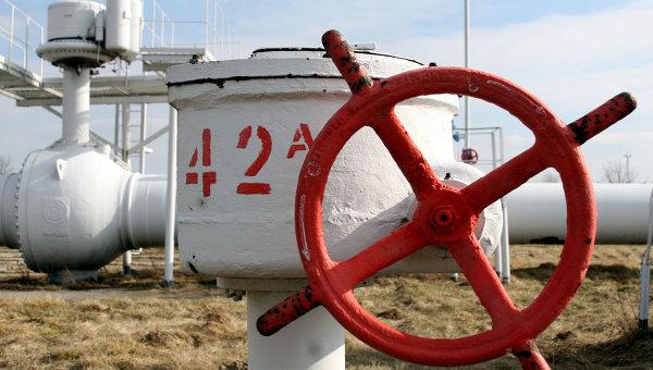 Газовая компрессорная станция Укртрансгаз в городе Боярка