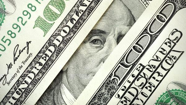 Американский доллар, архивное фото