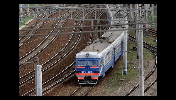 Два ремонтника железной дороги погибли под колесами петербургской электрички