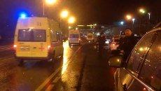Первые кадры из аэропорта после крушения самолета в Казани