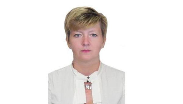 И.о. мэра Астрахани Ирина Егорова