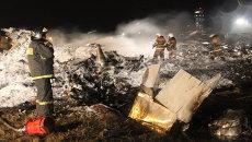 В аэропорту Казани разбился пассажирский самолет. Архивное фото