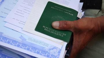 Трудовые мигранты. Архивное фото