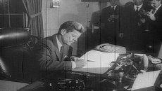 Короткий век президента. Архивные кадры к 50-летию убийства Кеннеди