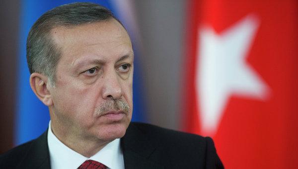 Реджеп Тайип Эрдоган, архивное фото