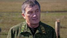 Глава департамента лесного хозяйства Новосибирской области, заслуженный лесовод России Сергей Швец