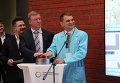 Церемония открытия Зеленоградского нанотехнологического центра