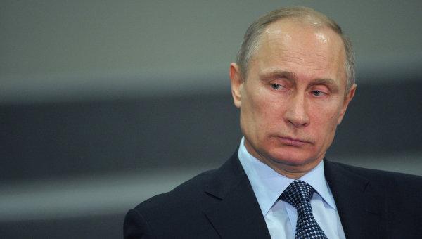 Путин создал управление по противодействию коррупции, возглавил его Олег Плохой