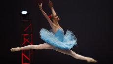 Вечер классической хореографии в театре оперы и балета в Приморье