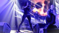 Концерт панк-группы Король и Шут в петербургском СК Юбилейный 1 декабря 2013 года