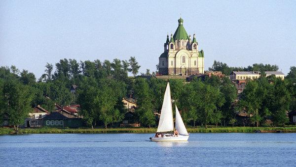 Свердловская область. Архивное фото