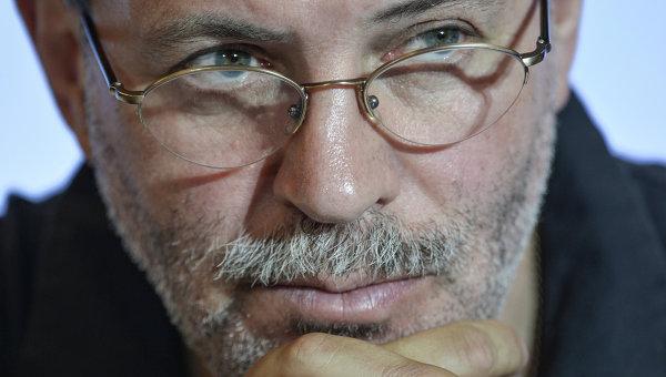 Журналист и политолог Михаил Леонтьев. Архивное фото