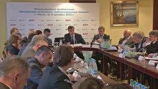 Журналисты обсудили перспективы развития СМИ в странах СНГ и ТС