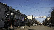 Город Пенза. Архивное фото