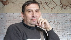Приморский киноман-энтузиаст и создатель проекта Синематека Дмитрий Рыкунов