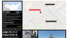 Теракт на вокзале в Волгограде