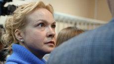Бывший шеф-редактор информагентства Ура.ру Аксана Панова. Архивное фото