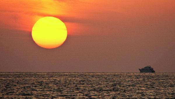 Восход солнца. Архивное фото