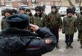 Сотни казаков прибыли в Сочи для охраны порядка во время Олимпиады