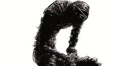 Скульптура из металлической проволоки, автор Марко Чинголани. Архивное фото