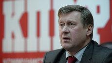 Анатолий Локоть, первый секретарь новосибирского обкома КПРФ, депутат Госдумы, архивное фото