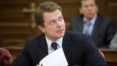 Заместитель мэра и руководитель департамента транспорта и развития дорожно-транспортной инфраструктуры города Москвы Максим Ликсутов. Архивное фото