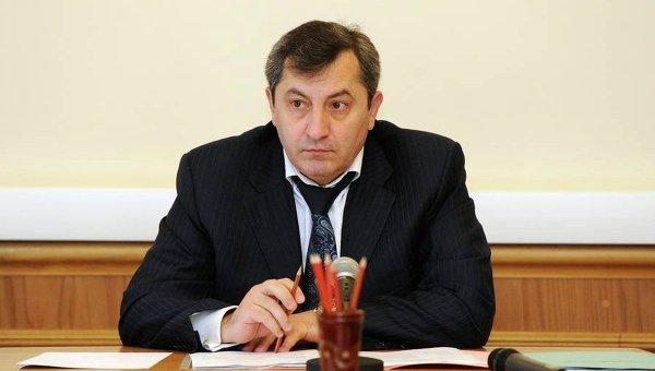 Вице-премьер Дагестана Магомедгусен Насрутдинов. Архивное фото