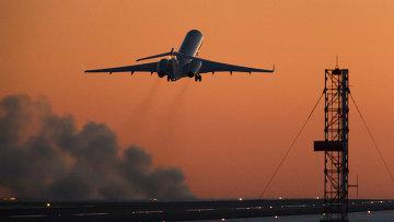 Аэропорты. Архивное фото