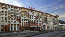 Отель в Сочи. Архивное фото
