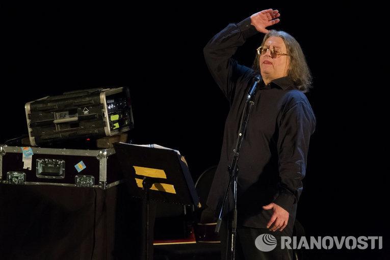 Концерт Александра Градского