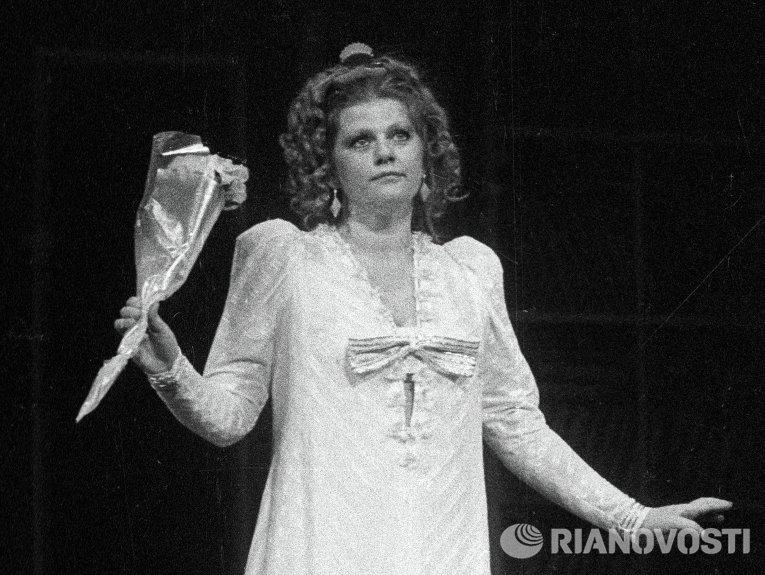 Муравьева: Самая обаятельная Ирина Муравьева
