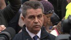 Мэр Москвы, представители СК РФ и МВД о стрельбе в московской школе