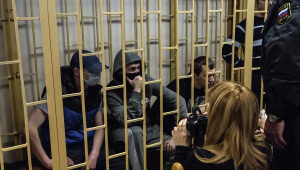 ВПриморском суде обсудят вердикт, вынесенный по«Приморским партизанам»