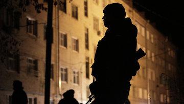 Спецоперация по уничтожению группы боевиков, архивное фото