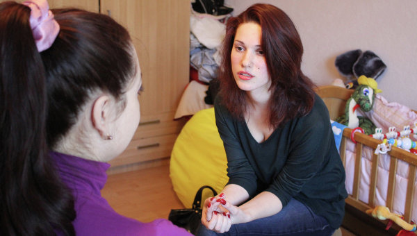 Ирина Валуйская, психолог проекта Теплый дом