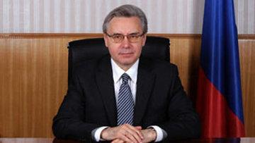 Посол РФ в Южной Корее Александр Тимонин. Архивное фото
