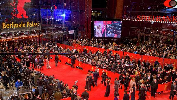 Церемония открытия Берлинале-2014
