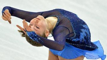 Олимпиада 2014. Фигурное катание. Команды. Женщины. Короткая программа