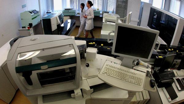 Модульный автоматизированный аналитический комплекс LabCell в ДВФУ. Архивное фото