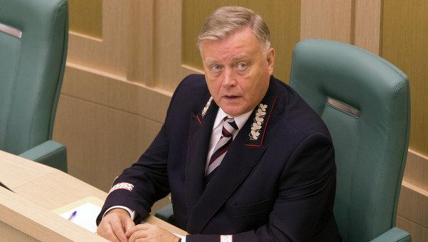 Президент ОАО Российские железные дороги Владимир Якунин. Архивное фото