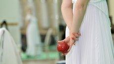 Репетиция спектакля Десять невест и ни одного жениха в театре музкомедии