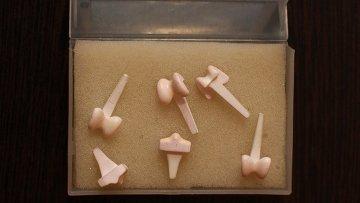 Томские ученые создали нанокерамику со свойствами природной кости