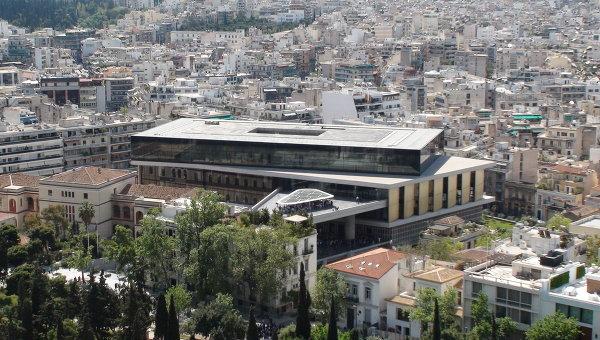 Музей Акрополя в Афинах. Архивное фото