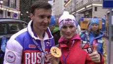 Горнолыжники Алексей Бугаев и Александр Алябьев о борьбе за медали в Сочи