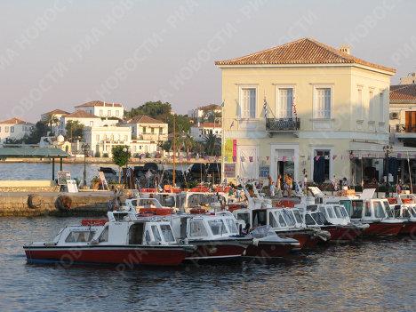 Греческий остров Спецес: средоточие изысканной светской жизни