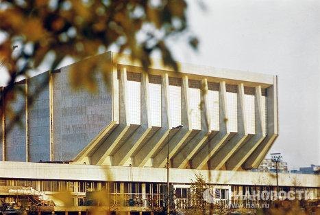 Олимпийские здания, изменившие облик Москвы