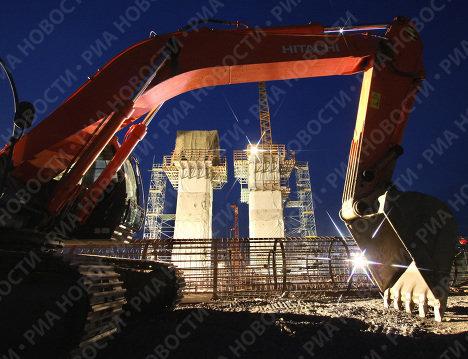 Мост к АТЭС-2012: как строят объекты к саммиту