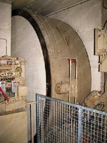 Секретный бункер времен холодной войны