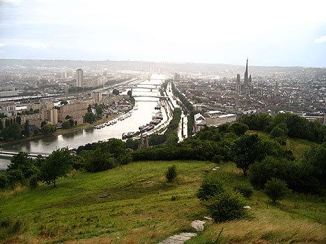 Руан: от галльского порта до промышленного центра Франции