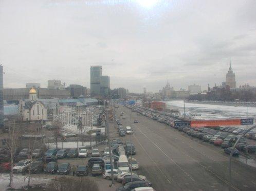 Крытые мосты Москвы: идеальный маршрут для прогулок в ненастье